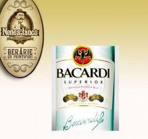 Bacardi Rum - Beraria Nenea Iancu Bucuresti