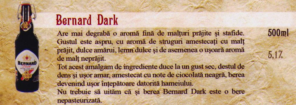Bere Bernard Dark