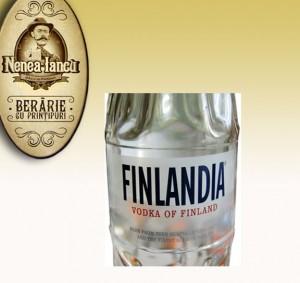 Finlandia Vodka - Beraria Nenea Iancu Bucuresti
