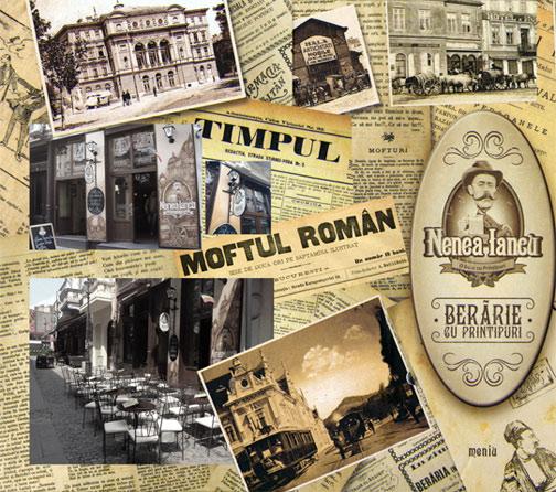 Istoricul Locatiei Beraria Nenea Iancu - Bucuresti