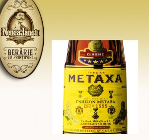 Metaxa Cognac - Beraria Nenea Iancu Bucuresti