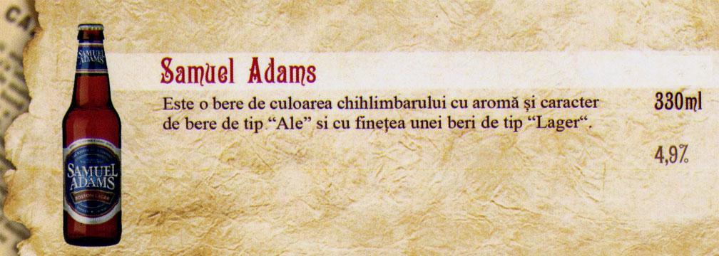 Bere Samuel Adams